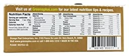 Greens Plus - Peanut Butter Natural Protein Bars, 12 bars