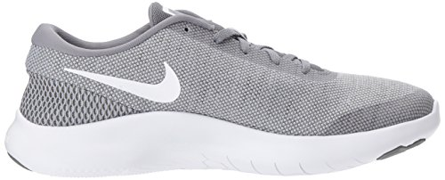 010 Chaussures 7 Homme Flex Cool NIKE RN de Grey Gris White Compétition Experience Running Wolf Grey HIZwqg