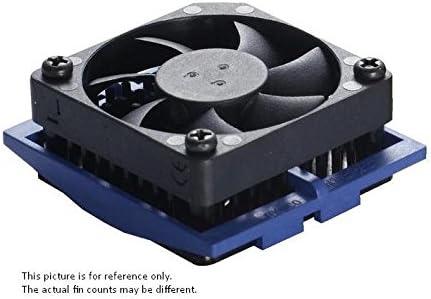 mpf35 – 18bu with t710 Tim、Fansinkの35 x 35 mm BGAチップセット