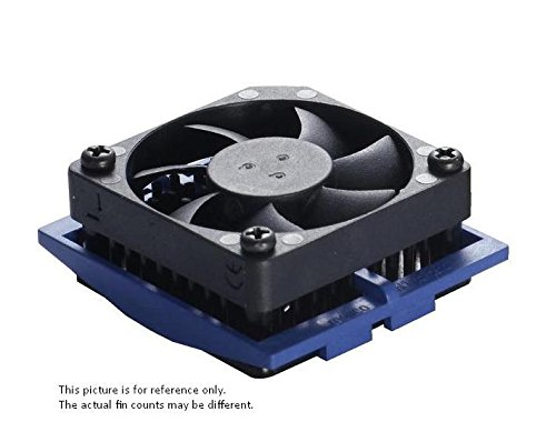 Fansink for 27x27mm BGA chip set MPF27-18BU with T710 TIM