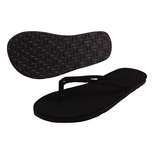Byste Women Flops For Slip Shower Shoes Wear Beach Flat Outdoor Anti Indoor amp; Black Summer Home Bath Slippers Lightweight Sandals Guests Flip rrqCp