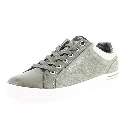 North Dapple Pepe Basses Mix Sneakers Homme Jeans Gris aqS85wT