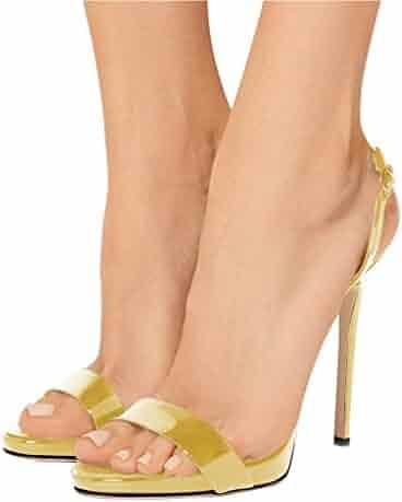 2c3e9e88cf7 Shopping 14 - Funny She Jill - Yellow - Shoes - Women - Clothing ...