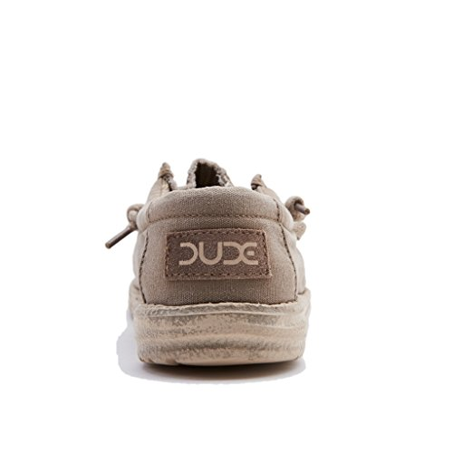 Dude Shoes Men's Wally Washed Chestnut Brown ZILYh