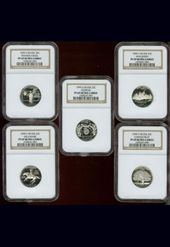 Quarter Ngc Proof - 9