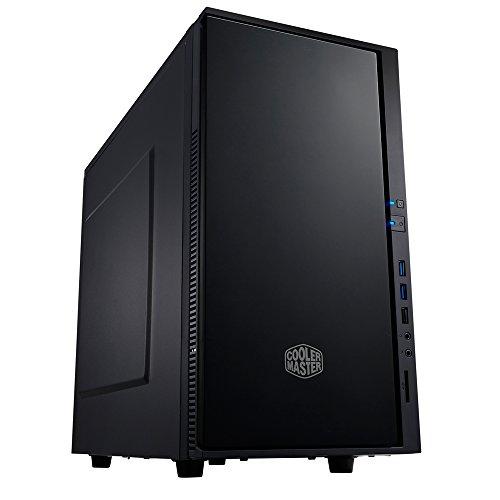 Cooler Master SIL-352M-KKN1 Silencio 352 Silent Mini Tower Computer Case