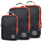 Compression Packing Cubes for Travel- Packing Cubes and Travel Organizers