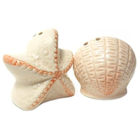 41dY6ncwlGL._SS450_ Beach Salt and Pepper Shakers & Coastal Salt and Pepper Shakers