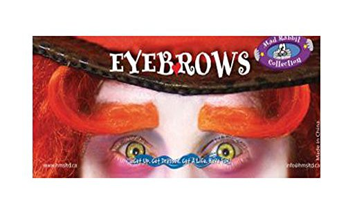 Mad Hatter Costume Eyebrows]()