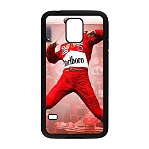 SANLSI WWE Wrestling Fighter White Phone Case for Samsung Galaxy S5