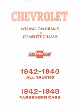 chevrolet 1949, 1950, 1951, 1952, 1953 \u0026 1954 chevy car Diagrams Wiring Chevy79k10