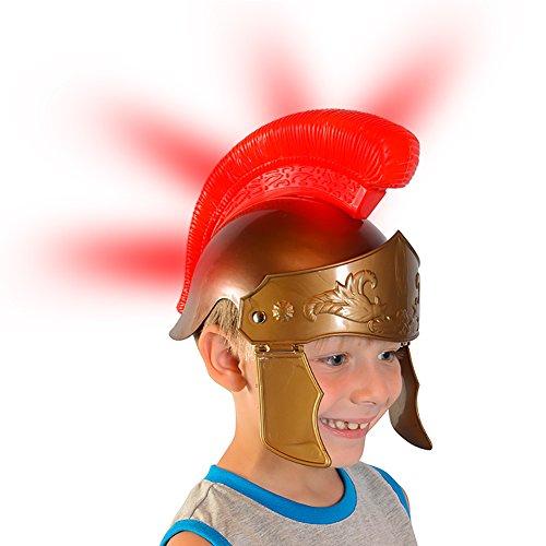 Roman Helmet Kids - Roman Soldier - Gladiator Helmet Kids - Roman Legion Helmet by Funny Party Hats