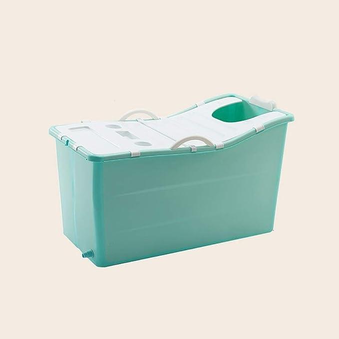 Bañera Plegable Portátil For Adultos Grande De Plástico Bañera ...