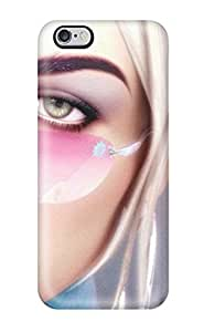 Hot Snap-on Women Fantasy Abstract Fantasy Hard Cover Case/ Protective Case For Iphone 6 Plus