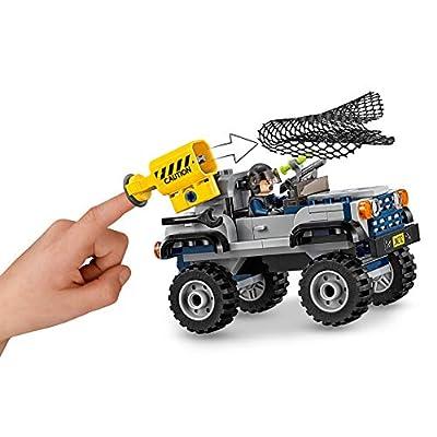 LEGO Jurassic World Pteranodon Dinosaur Hunting 75926 Brick Block Toys: Toys & Games