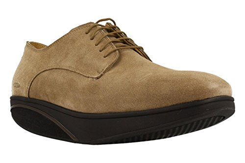 MBT Herren Kabisa M Oxfords grau (Incense)