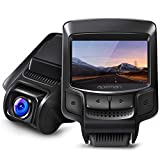 APEMAN Dash Cam FHD 1080P WiFi Car Dashboard Camera DVR 170° Wide Angle Lens 2.45' IPS LCD Advanced Sensor Super Night Vision WDR, Loop Recording, Motion Detection, G-Sensor, Parking Monitor