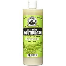 Uncle Harry's Natural Alkalizing Miracle Mouthwash, 16 Fl Oz