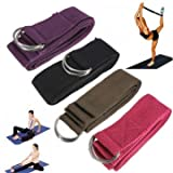 Specifications: Color: Black / Red / Purple/ Brown / Brown Material: Cotton Size (L x W): about Approx. 170 x 3.5 cm / 67 x 1.38 inch Weight: 120g Features: Keep you slim Tighten your abdominals Can exercise your waist, arms, legs and back Great for ...