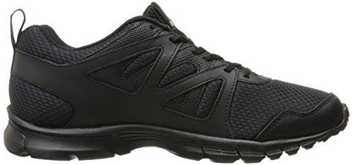 Zapatillas De Running Reebok Hombres Run Supreme 2.0 Mt Black / Coal / White