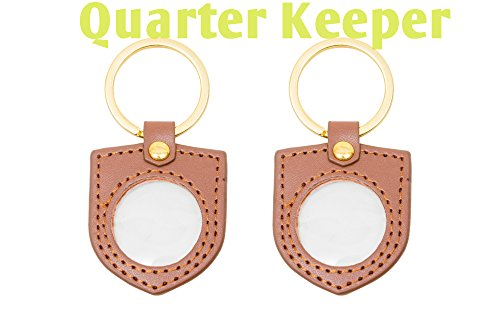 premium-real-leather-quarter-keeper-key-chain-always-have-a-quarter-on-you-for-your-shopping-cart-gr