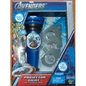 Avengers Wall Lights Toys R Us : Amazon.com: The Avengers Projector Light: Toys & Games