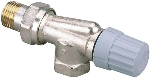 Danfoss 013  g0143  Valve thermostatique RA-FN 15, Gris, 1/2  ' 1/2  013G0143