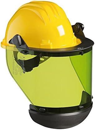 Climax – 436-d faceshield – Juego de cabeza con luz verde Visor de ...