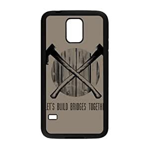 Samsung Galaxy S5 Cell Phone Case Black Build Bridges GY9090354