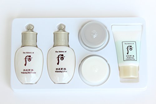 The History of Whoo Gongjinhyang Seol 5 Items Special Gift trial Set