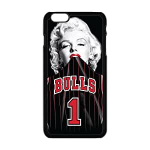 JIANADA Marilyn Bulls Case Cover For iPhone 6 Plus Case