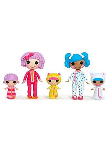Lalaloopsy Mini Multi-Pack Silly Sleepover Dolls