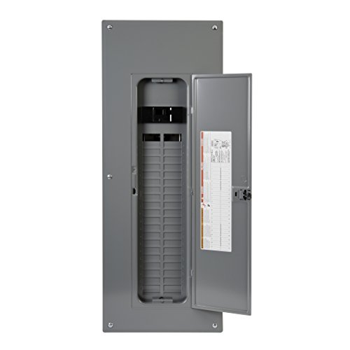 Square D by Schneider Electric HOM4284M200PC Homeline 200-Amp 42-Space 84-Circuit Indoor Convertible (Convertible Load Center)