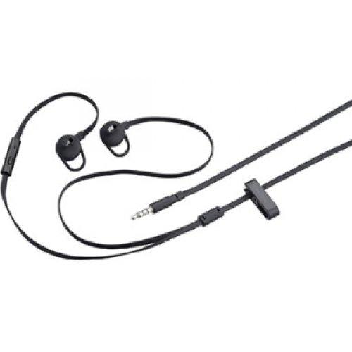 BLACKBERRY WS-410 PREMIUM HEADSET 3.5MM HF BLACK / ACC-52931-001 /