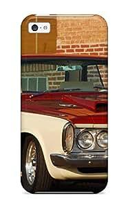 New Style HessMasonn Hard Case Cover For Iphone 5c- 1963 Sport Fury