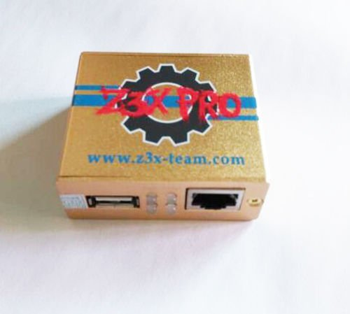 For Samsung phones New z3x GOLD pro box without cable for sale  Delivered anywhere in USA