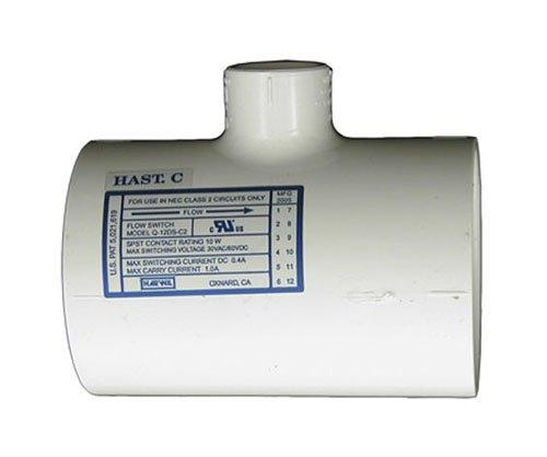 Hayward GLX-FLO-T Flow Switch Tee Replacement for Hayward Salt Chlorine Generators ()