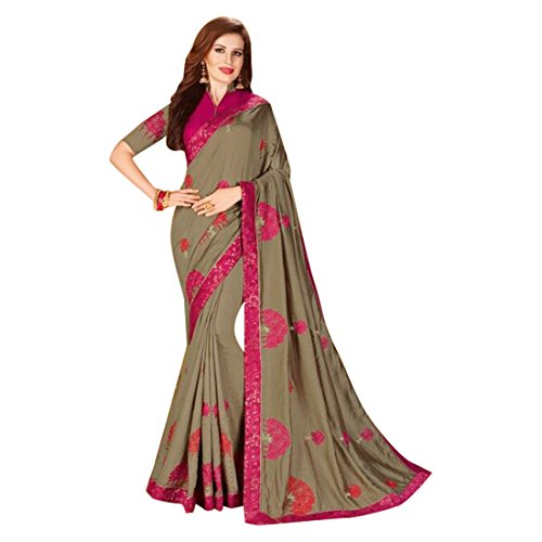 Matrimonio Bollywood Nuova Sari Costume Seta Donna Dirndl Saree Ragazze Donna da ETHNIC Tradizionale 2672 Indiano Camicetta Banarasi EMPORIUM gR5wzqSnI