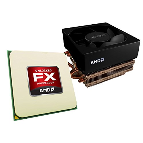AMD FX-8350 Octa-core  4 GHz Processor - Socket AM3+