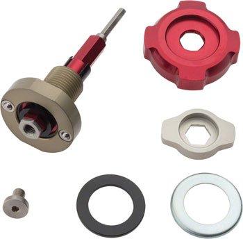 RockShox 11.4015.472.010 Reb. dmper bottom bolt/adj. knob assembly Boxxer ()