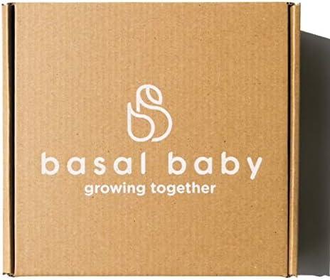 Basal Baby Unisex Babys Favorite Leggings Baby Bundled Set 100/% Certified Organic Cotton 3 of Your Babys Favorite Basics