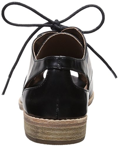 Open Black Women's Oxford Toe Fiel Rema wExTZq