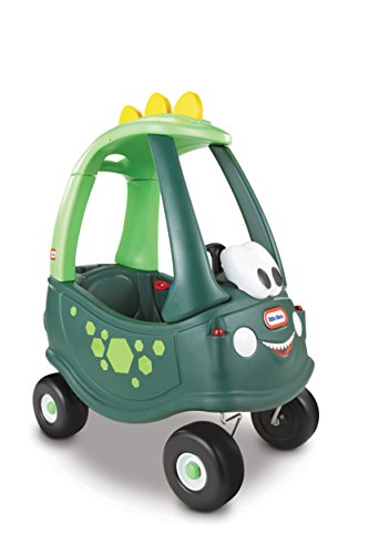 Find Bargain Little Tikes Cozy Coupe Dino – Amazon Exclusive