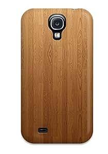 AIYAYA Galaxy S4 Hybrid Tpu Case Cover Silicon Bumper Hd Wood by lolosakes