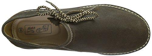 couleur laçage Chaussures au en choix Teck Duncan Rainer daim Lekra Allégée avec latéral O0fgwqq