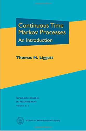 Continuous Time Markov Processes: An Introduction (Graduate Studies in Mathematics)