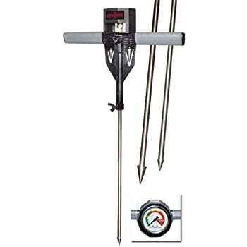 Soil compaction tester soil penetrometer for 98 soil compaction
