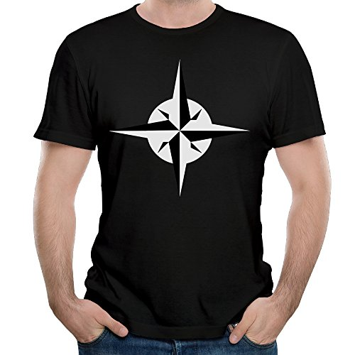 Men's Short Sleeve Northen Star Best Gifts Awesome Sports Tee Shirts