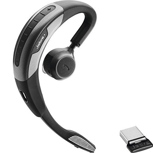 Jabra Motion UC Bluetooth Headset - Retail Packaging - Black