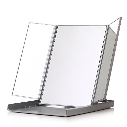 Readaeer Foldable Makeup Travel Mirror